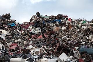 full landfill