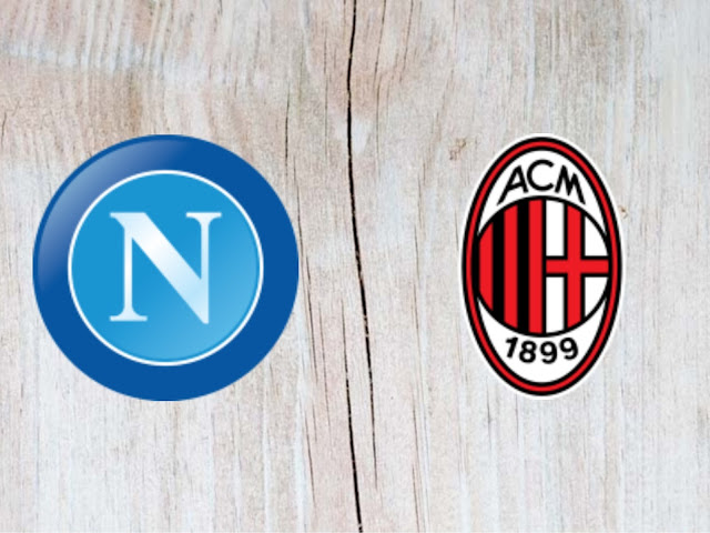 Napoli vs AC Milan Full Match & Highlights - 25 August 2018
