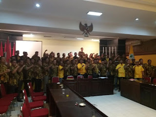 Hadapi Pilkada Jabar, AMPG Rapatkan Barisan