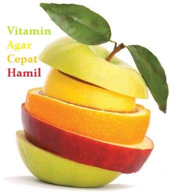 Nutrisi Dan Vitamin Agar Cepat Hamil