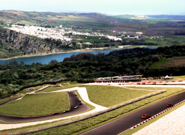 Plataforma contra el circuito en La Angostura del Guadalete