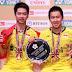 Kevin Sanjaya dan Marcus Gideon Kembali ke Puncak Ranking Dunia