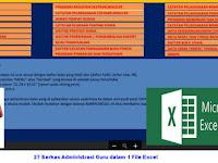 27 Aplikasi Administrasi Guru Kurikulum 2013