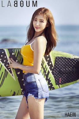 Yeom Haein (염해인)