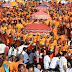 Another Mass alms offering to 5,000 monks