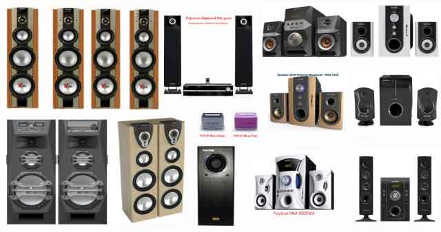 Harga Speaker Aktif Polytron Termurah Bass Mantap