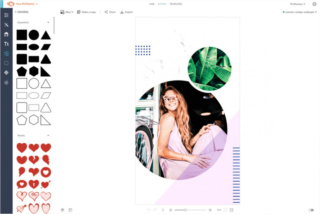 Make Your Own Wallpaper For Desktop Free Online The