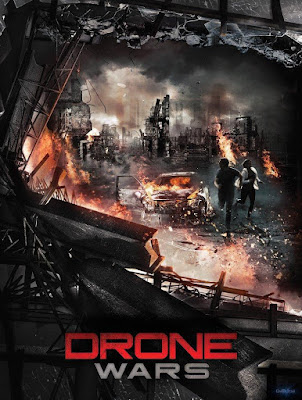 Drone Wars 2016 DVD R1 NTSC Sub
