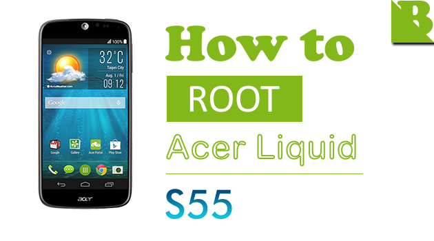 How To Root Acer Liquid Jade (S55) And Install Custom Recovery