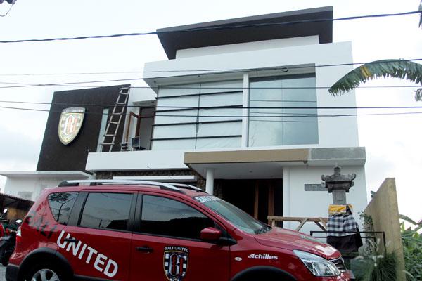 Mes Bali United di Kuta Bali