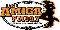 Rádio Amiga FM 99,7 de Itapecerica MG