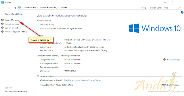 Cara Mencegah Windows 10 Update Driver Tertentu-anditii.web.id