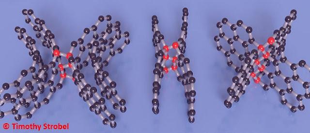 العلماء اكتشفوا شكلاً جديداً من الكربون؛ صُلبٌ كالصخرة، ولكنه مرنٌ كالمطاط !