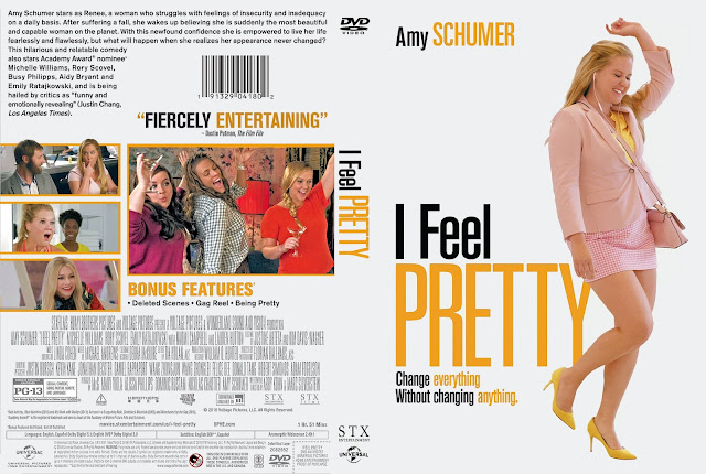 I Feel Pretty (scan) DVD Cover