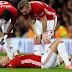 Chau Eliminatorias: Marcos Rojo se operará la rodilla y recién volvería a jugar en 2018