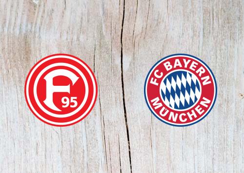 Fortuna Dusseldorf vs Bayern Munich Full Match & Highlights 14 April 2019