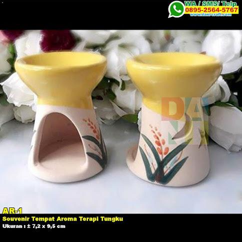 Souvenir Tempat Aroma Terapi Tungku