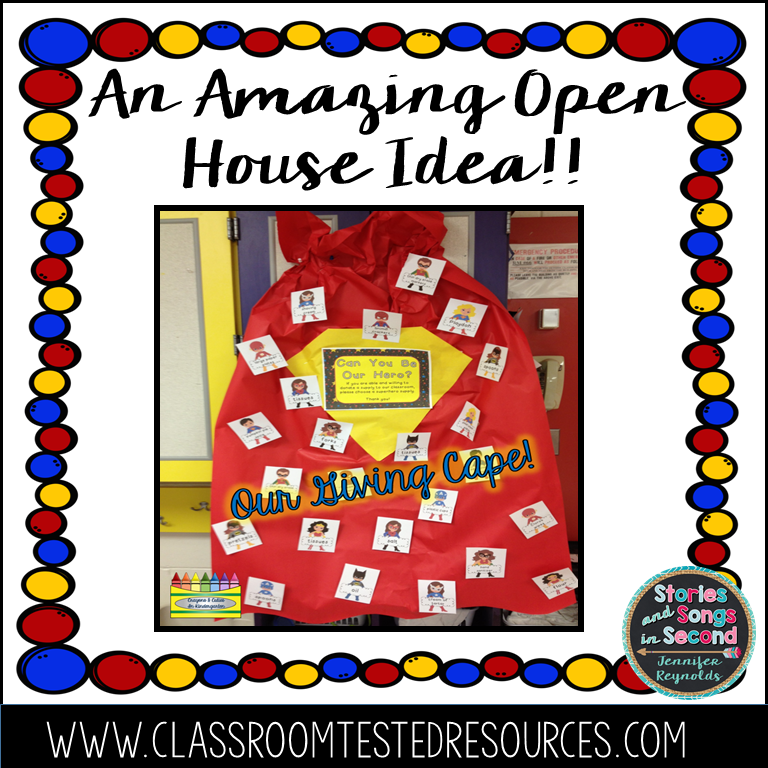 These simple decor ideas and craft projects will help transform your primary classroom into a learning space your superhero students will love!