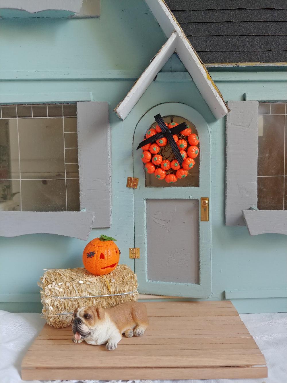 fall miniatures
