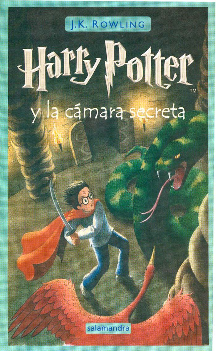 Harry Potter y la cámara secreta pdf