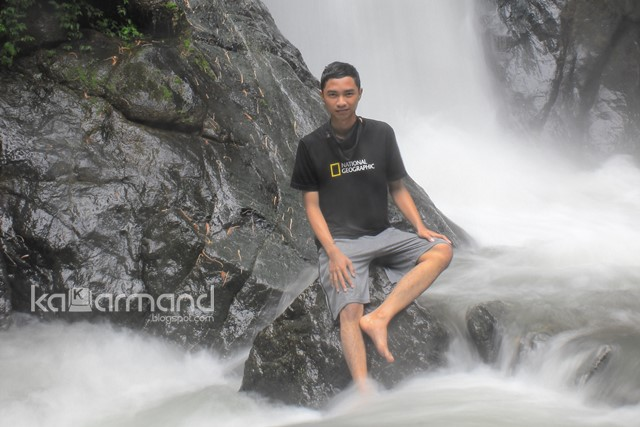 Wera Air Terjun