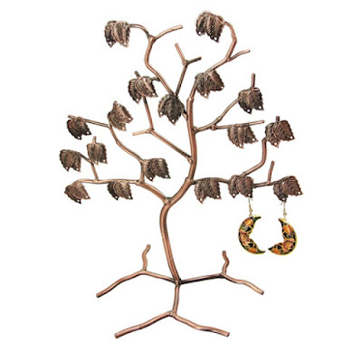 Shop Nile Corp Wholesale Metal Tree Earring Display