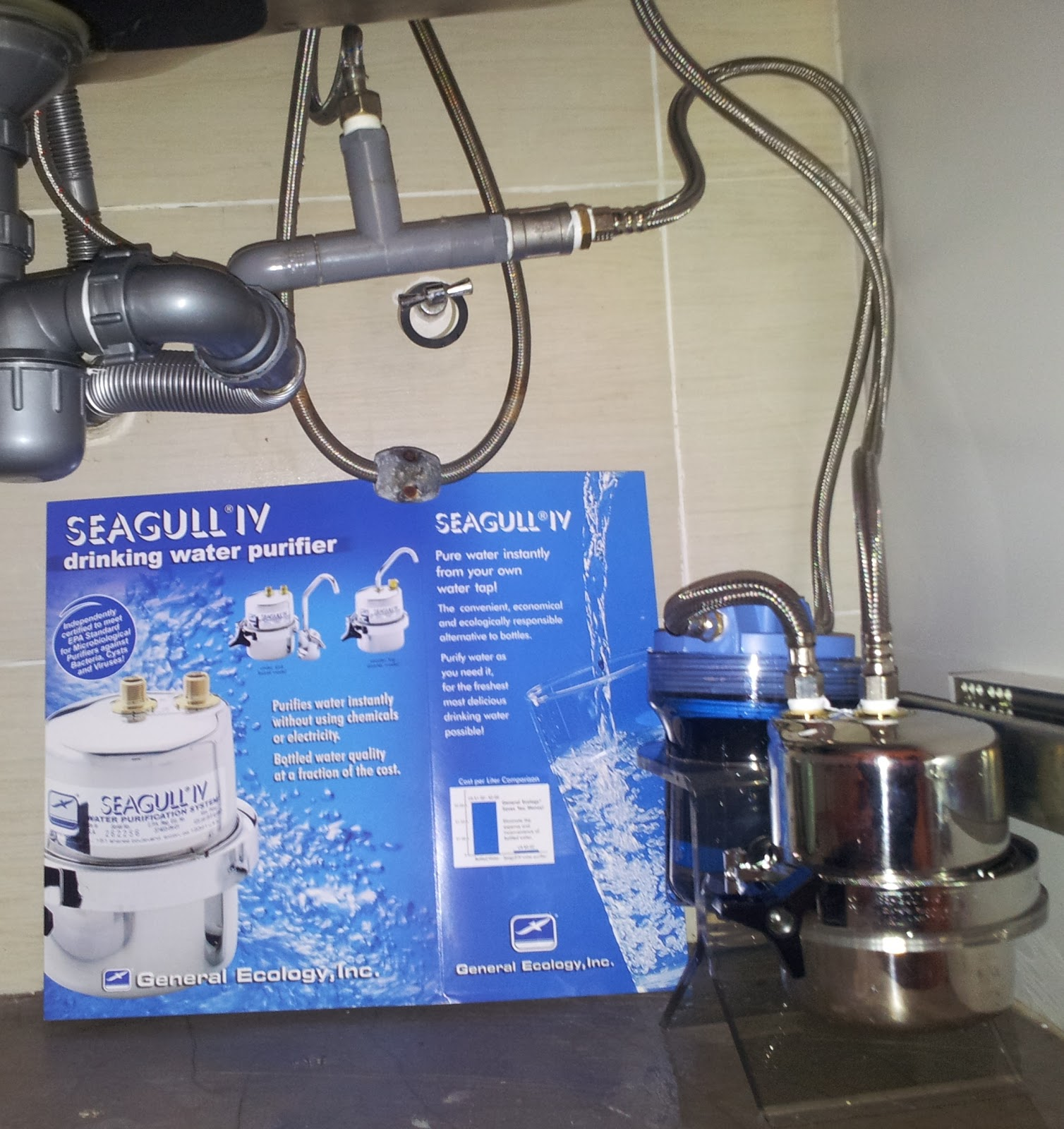 Point Of Use Water Purifier Is Not A Point Of Entry Water
