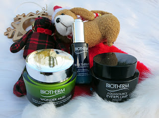 Biotherm Blue Therapy Accelerated Repairing Serum Aquasource EverPlump Night Aquasource EverPlump Night, #Review #Giveaway #2017GiftGuide