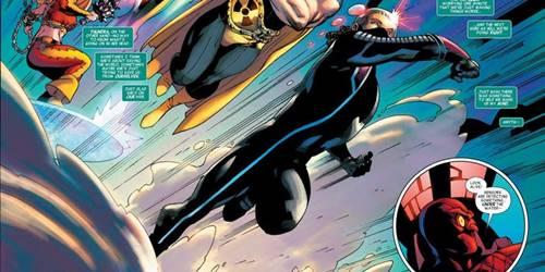 blur marvel comics speedster most fastest