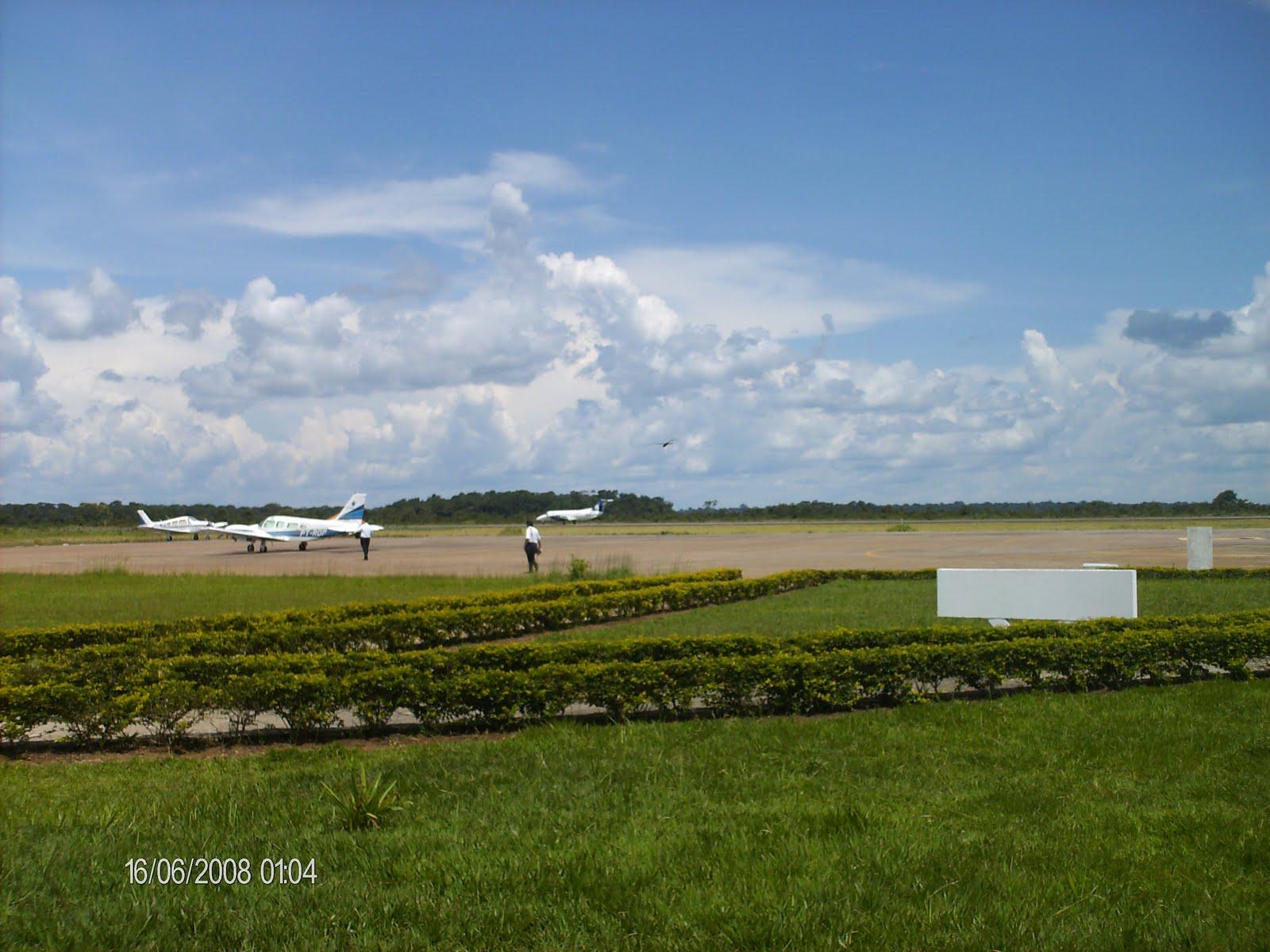 Aeroporto de Vilhena | Rondônia