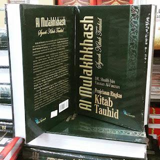 Buku AL-MULAKHKHASH Syarh Kitab Tauhid