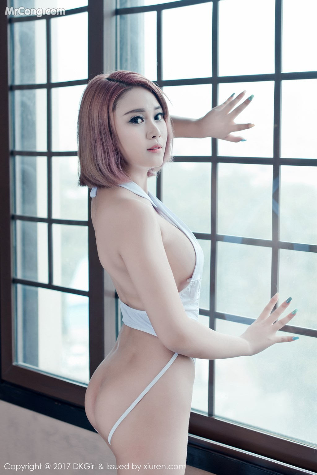 Image DKGirl-Vol.045-Meng-Bao-Er-BoA-MrCong.com-001 in post DKGirl Vol.045: Người mẫu Meng Bao Er (萌宝儿BoA) (56 ảnh)