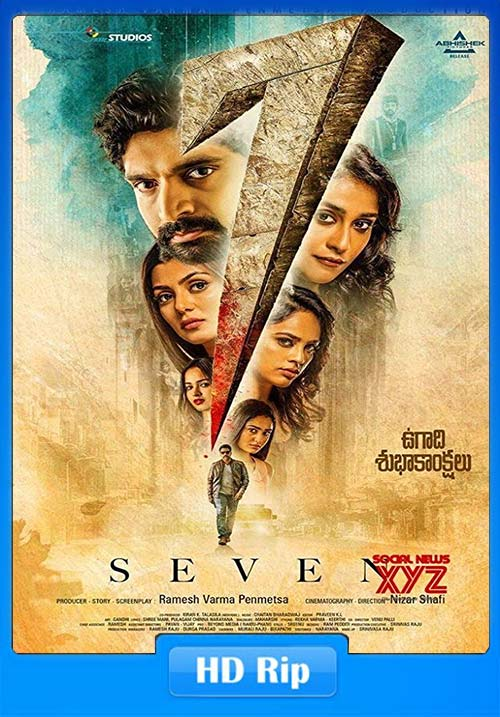 7 2019 720p Hindi Dubbed HDRip x264 | 480p 300MB 100MB HEVC