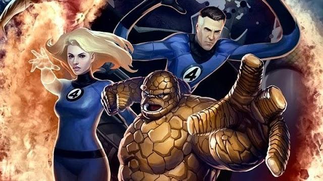 Marvel Studios confirma Pantera Negra 2, Capitã Marvel 2 e Quarteto Fantástico