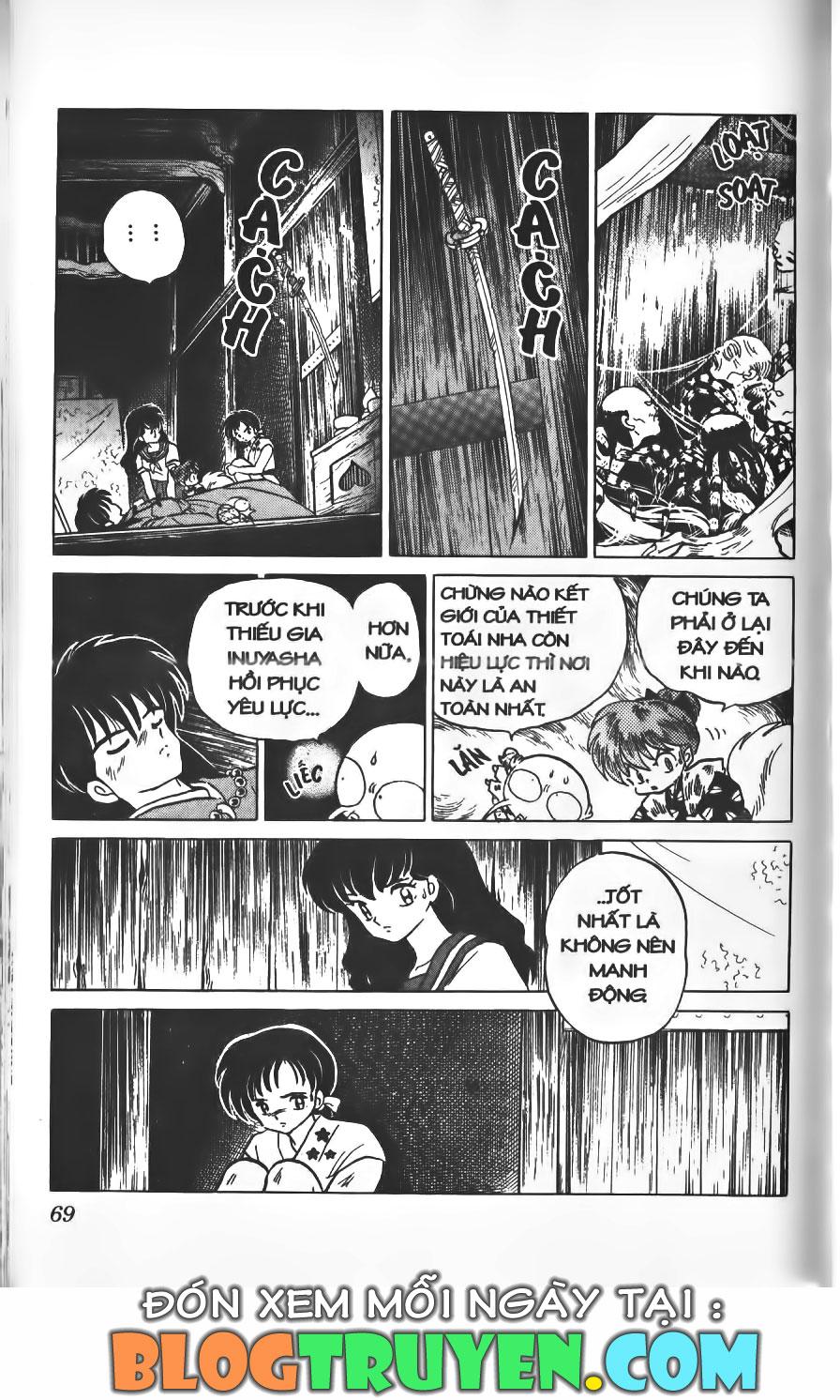 Inuyasha vol 05.4 trang 8