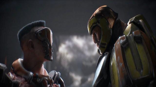 Ya es posible registrase para la beta cerrada de Quake Champions