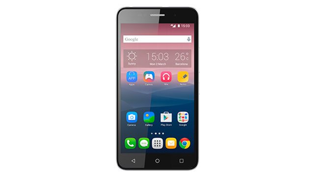 Descargar firmware - rom stock Alcatel Pixi 4 (6) 8050E