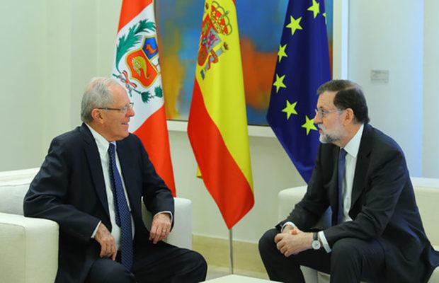 Fascismo. Presidentes de Perú y Estado español están por la intervención ilegal e ilegítima en la Venezuela Bolivariana
