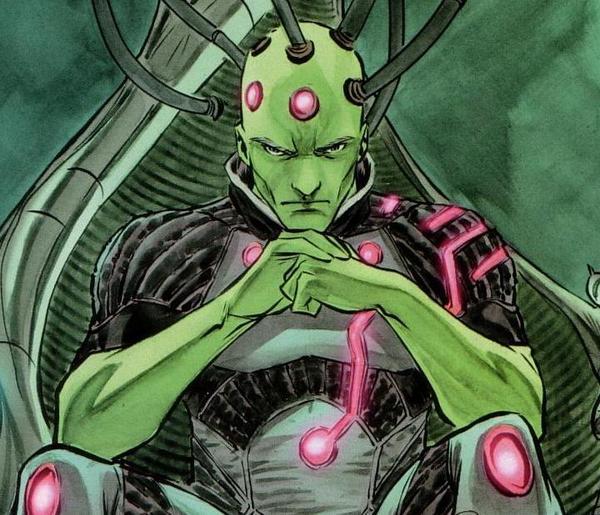 Brainiac vs Ultron Epic Rap Battle