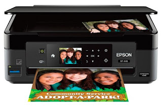 s both economical in addition to delivers high character results Epson Expression Home XP-446 Driver Download