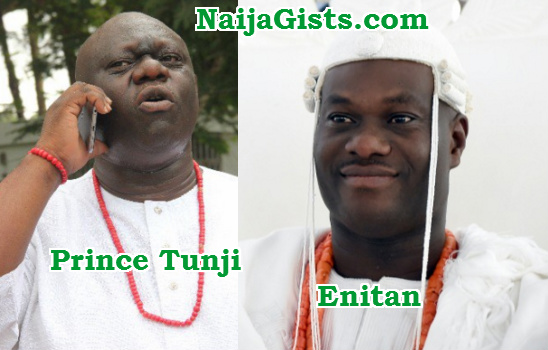 ooni ife cheated elder brother