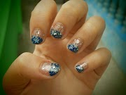 NOTD: Easy and Simple Party Nails (Short Nails)