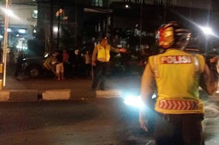 Polisi Kembali Mengamankan Pemuda Yang Melakukan Tawuran di Cawang