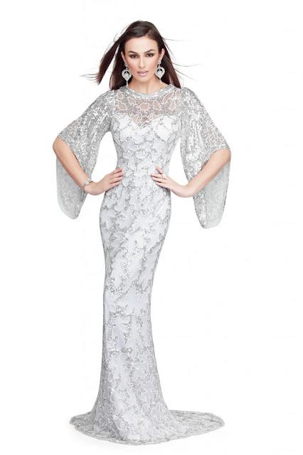 Divinos vestidos de moda | Vestidos de noche para la primavera