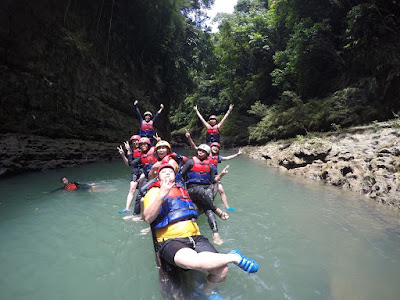 CV. BARAJA BODY RAFTING GREEN CANYON