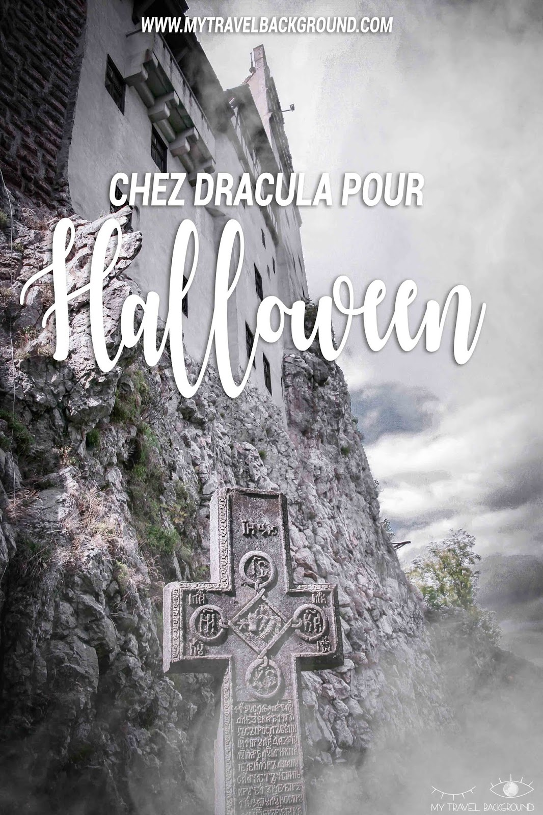 My Travel Background : chez Dracula pour Halloween