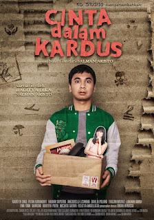 NONTON FILM - CINTA DALAM KARDUS (2013)