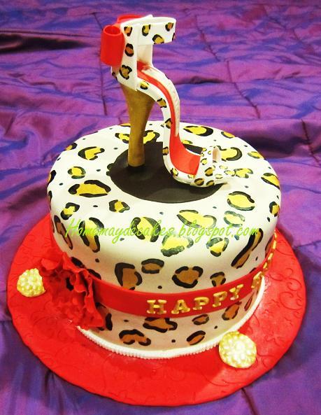 Happy Feet Cake Decorations