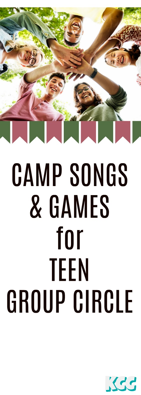 Fun camp games and songs for teens tweens after school age