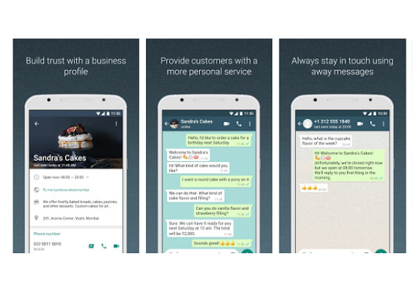 WhatsApp Business app for Android released